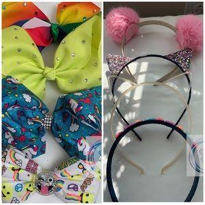 Bundle hair accessories